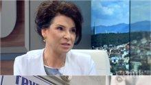 ЕКСКЛУЗИВНО! Новият зам.-министър Султанка Петрова: 150 000 ТЕЛК решения не отговарят на изискванията