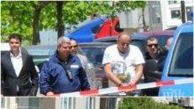 ИЗВЪНРЕДНО В ПИК! Мъжът, когото строителният бос Драгомиров гръмна в главата, е клинично стабилизиран