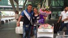 ПЪРВО В ПИК! Гиби Искренов пристигна в Китай, ще изкара година като на курорт (СНИМКИ)