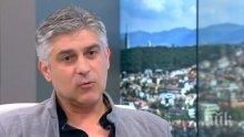 Криминалният психолог Росен Йорданов скочи срещу новите шефове в МВР