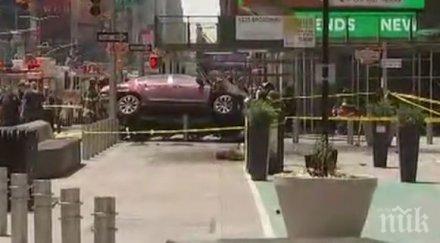 ТЕРОР! Шофьорът-убиец в Ню Йорк е бивш военен, бягал от полицията след обир