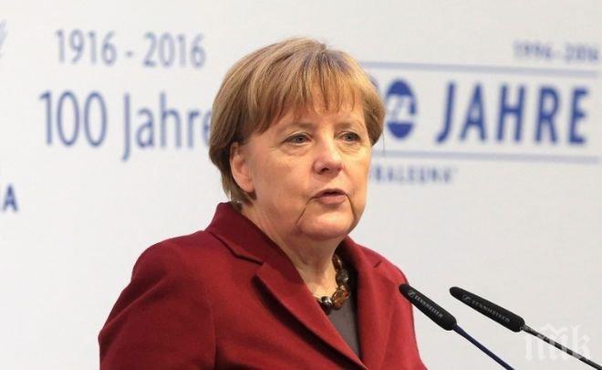 ЛЮБИМЕЦ 13! Меркел отново е с най-висок рейтинг от всички политици в Германия
