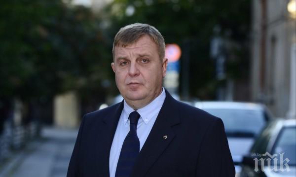 Военният министър Красимир Каракачанов убеден, че един ден наборната служба ще се възстанови