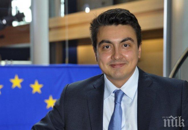 Евродепутатът Момчил Неков: Достъпът до абонаментните интернет услуги вече ще е възможен в рамките на ЕС