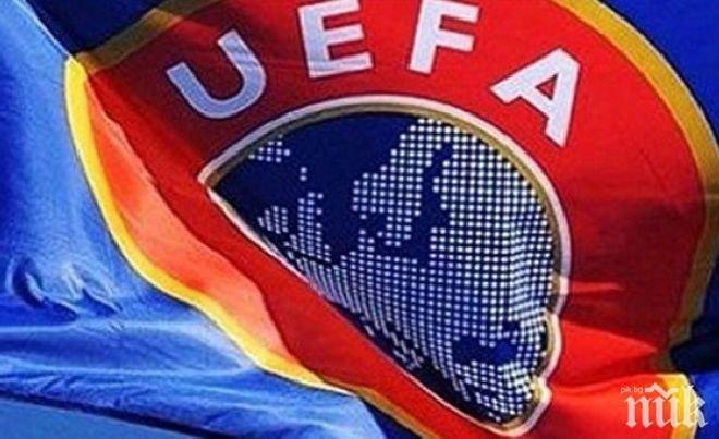 Скандалът се разраства - УЕФА с нов удар! Черно тото цари в родния футбол?