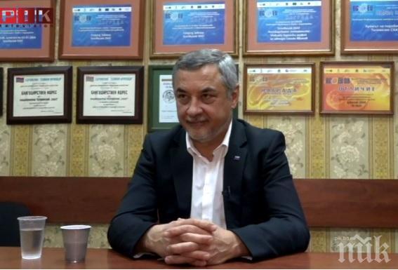 САМО В ПИК TV! Валери Симеонов отвръща на удара! Вицепремиерът пред наш екип в Бургас: Ще направим спешна среща с Борисов и политическия съвет на коалицията (ОБНОВЕНА)
