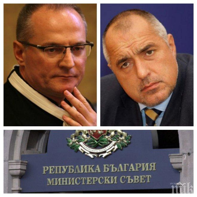 ИЗВЪНРЕДНО В ПИК TV! Скандалният шеф на ВКС Лозан Панов си изпроси среща с Борисов - ето какво ще говори с премиера (ОБНОВЕНА)