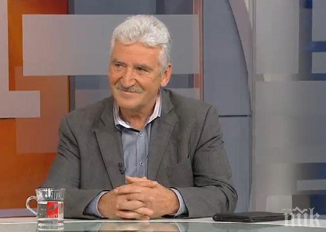 Красимир Велчев от ГЕРБ: Ако сегашната коалиция се разтури, ДПС се надяват да бъдат на мястото на Патриотите