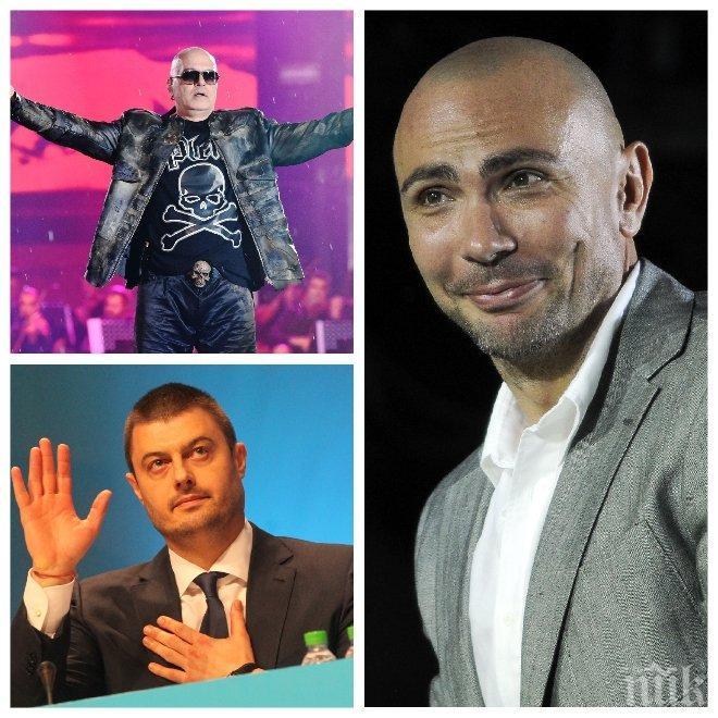 ГОРЕЩО! Росен Петров проговори за разделите си със Слави и Бареков! Напуснал шоуто, защото водещият бил много...