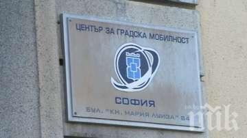 Одит закова Центъра за градска мобилност в София, имало нередности!