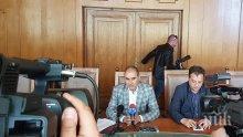 Цветан Цветанов с добра новина: Няма миграционен натиск по границата!