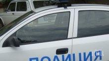 """ИЗВЪНРЕДНО! Патрулка на """"Пътна полиция"""" падна в канал след катастрофа с БМВ"""