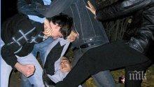 ВЪРГАЛ В ПЛОВДИВ! Мъж си глътна езика в бой пред дискотека
