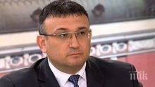 ЕКСКЛУЗИВНО! Главният секретар на МВР с тежки думи за сигурността в България! Младен Маринов призна: Вече не сме остров на спокойствието