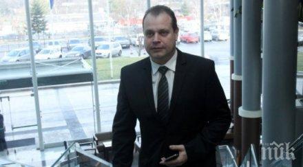ВРЪЗКИ! Бившият шеф на АПИ инж. Лазар Лазаров бил шеф на Панаира на Гергов за няколко седмици