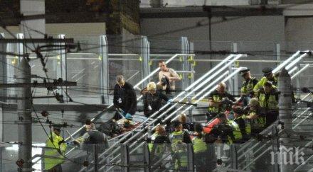ГОРЕЩА НОВИНА! Атентаторът в Манчестър спрян на входа - касапницата щяла да е неописуема! Жертвите на жестокия взрив вече са 22