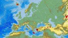 ИЗВЪНРЕДНО: Трус с магнитуд 5 по Рихтер удари Турция