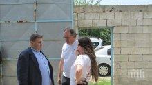 ПОХВАЛНО! Евродепутатът Емил Радев с акция за разбиване на нелегален кучешки развъдник (СНИМКИ)