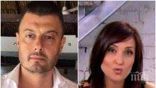 ПЪРВО В ПИК! Бареков попиля Ани Цолова: Видна сутрешна баджак журналистка си прави кризисен пиар на медийна проститутка!