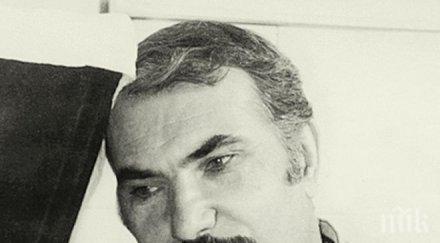 Най-запомнящите се роли на Григор Вачков върху пощенска марка