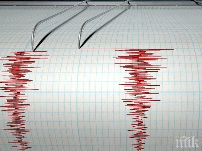 Турция продължава да се люлее - 42 земетресения от събота до днес