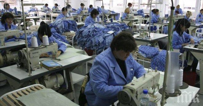 Край на безработицата в Северозапада! Има 500 свободни работни места във Видин