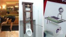 20 почти брилянтни идеи за твоята тоалетна! Някои със сигурност ще опиташ!