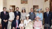 Принц Уилям призна: Тъжно ми е, че мама никога няма да види Катрин и децата ни