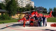 ПЪРВО В ПИК! Парапланерист падна в Плана планина, транспортират го с хеликоптер към болница (СНИМКИ)