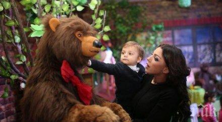 СКАНДАЛ! Съдийка, влюбена до уши в Динко Динев, даде недопустими права на сина му върху детето на Емануела