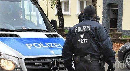 германската полиция освободила арестуван подозрение подготовката терористичен акт сирийски граждани