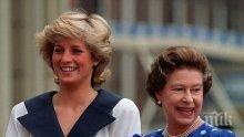 Скандален филм разкрива истинското отношение на Елизабет II към снаха й Даяна