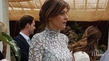 """РАЗКРИТИЕ НА ПИК! Генерал Деси - главна домакинка в президентството! Първата дама поръчва от храната до тоалетната хартия на """"Дондуков"""" 2"""