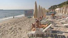 Старт на сезона по морето: Мръсни плажове и скъпа сянка