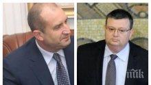 ИЗВЪНРЕДНО И ПЪРВО В ПИК ТV! Цацаров проговори пред медията ни за мераците на Лозан Панов прокуратурата да бъде изхвърлена от съдебната власт (ОБНОВЕНА)