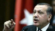 Реджеп Ердоган е разговарял с лидерите на държавите от Персийския залив за кризата с Катар