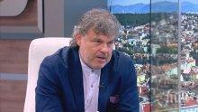 Шефът на инструкторите Йонко Иванов: Арестуваните от ДАИ ще бъдат освободени, едва ли има схема