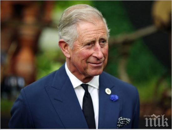 Принц Чарлз и херцогиня Камила посетиха в болницата оцелели след терора в Лондон