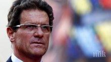 """Никакво пенсиониране - една легенда се завръща! Капело с нова мисия! 70-годишният велик шампион казва """"ДА"""" на..."""