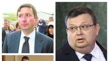 ЕКСКЛУЗИВНО! Сотир Цацаров: Номерът в България е да имаш добри счетоводители и добри адвокати