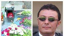 САМО В ПИК И РЕТРО: Гробът на Георги Илиев обран навръх Задушница
