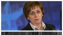 Професор Екатерина Михайлова: Да внимаваме с Велико народно събрание, то може да промени всичко, не само Конституцията