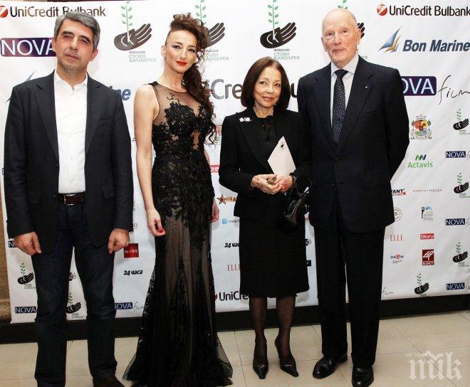 """Принц Кирил e патрон на първия благотворителен бал на Фондация """"Стоян Камбарев"""" в Лондон"""