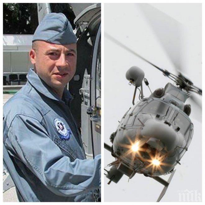 ГОРЕЩИ ПОДРОБНОСТИ: Хеликоптерът ударил мачтата, отцепил 20 см дърво с ротора си и затова паднал в морето