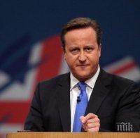 """Дейвид Камерън призовава за сделка с лейбъристите и приемане на """"по-мек"""" подход към Брекзит"""
