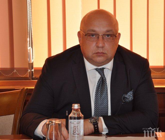 Mинистър Кралев: Основният ни приоритет по време на Председателството на Съвета на ЕС ще бъде борбата с допинга