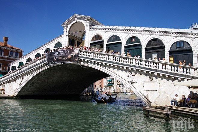 Венеция забрани строежа на нови хотели в историческия център