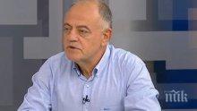 Ген. Атанас Атанасов: Избирателите подкрепиха ДСБ в миналия парламент, защото се очакваше да сме намордник на Борисов