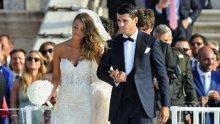 ЧЕСТИТО! Алваро Мората мина под венчилото (СНИМКИ)