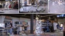 УНИКАЛНО: НАСА показа робот-хуманоид, който ще работи на Марс (ВИДЕО)